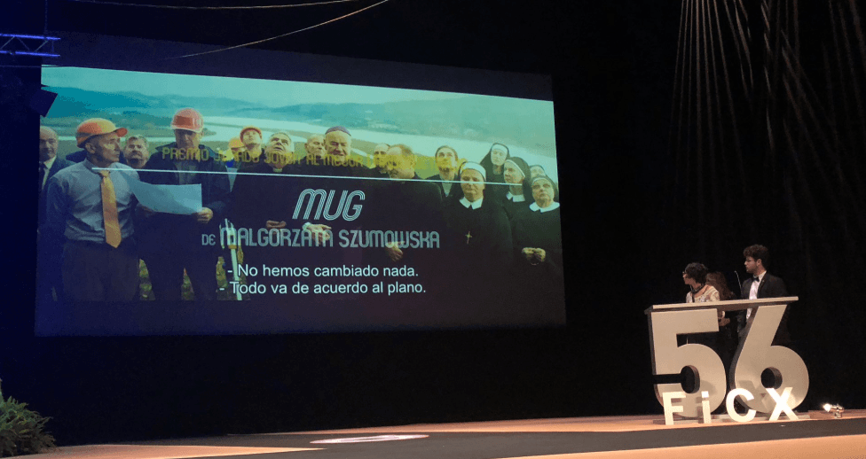 Palmarés Cortometrajes 56º Festival de Gijón