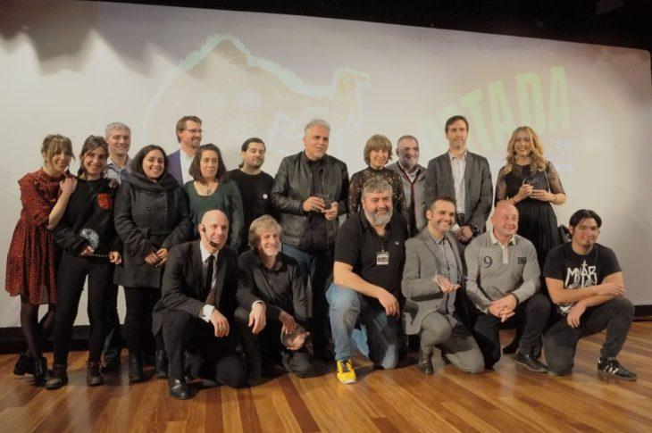 Palmarés Festival Cortada 2018