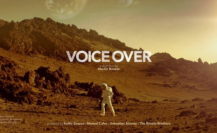 Voice Over - cortometraje